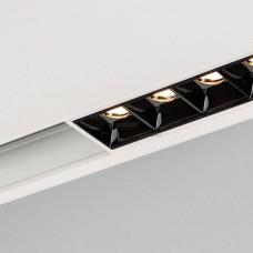 Встраиваемый светильник Arlight MAG-LASER-45-L320-12W Warm3000 (WH, 15 deg, 24V) 026939