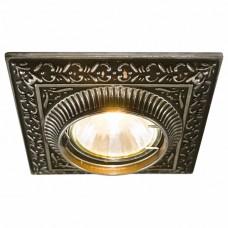 Встраиваемый светильник Arte Lamp Occhio A5284PL-1SB