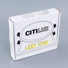 Встраиваемый светильник Citilux Омега CLD50K152