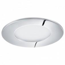 Встраиваемый светильник Eglo ПРОМО Fueva 1 96053