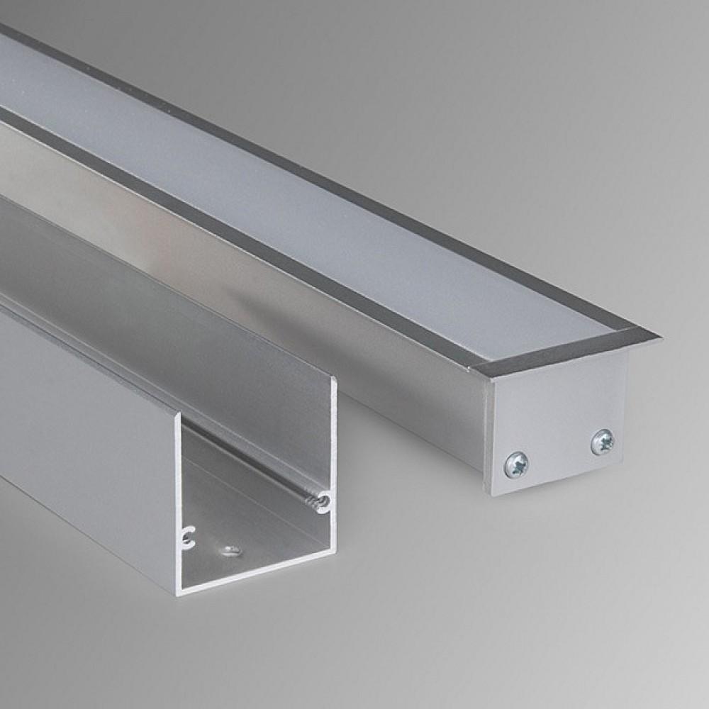 Встраиваемый светильник Elektrostandard 100-300-128 a040146
