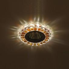Встраиваемый светильник Эра DK LD10 DK LD10 SL OR/WH