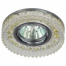 Встраиваемый светильник Эра DK LD14 DK LD14 SL/WH