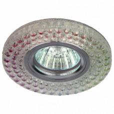 Встраиваемый светильник Эра DK LD15 DK LD15 SL RGB/WH