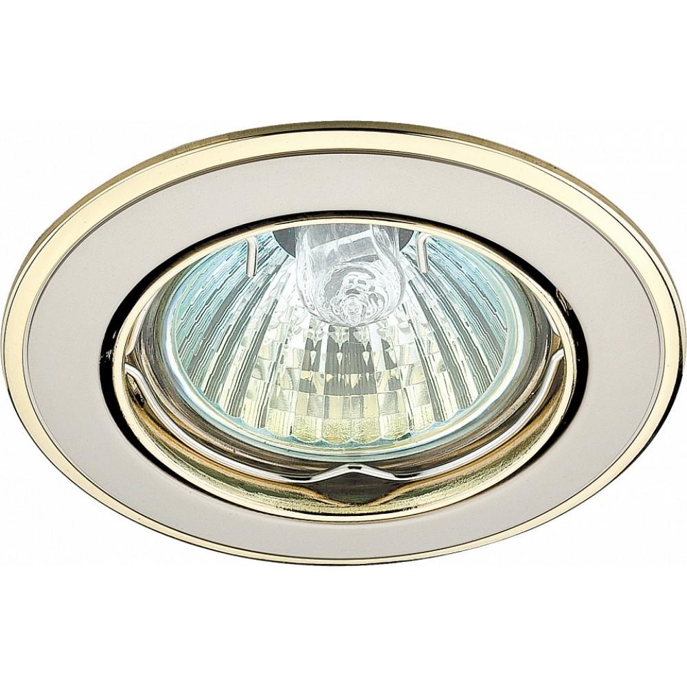 Встраиваемый светильник Novotech Crown 369105