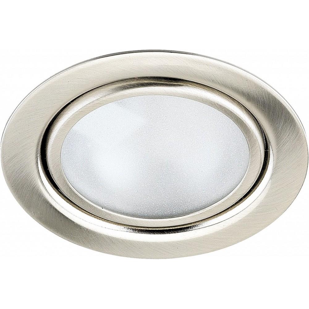 Встраиваемый светильник Novotech Flat 369120