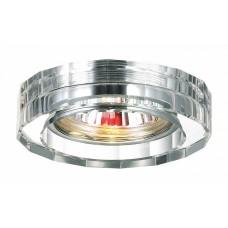 Встраиваемый светильник Novotech Glass 369487