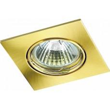 Встраиваемый светильник Novotech Quadro 369107