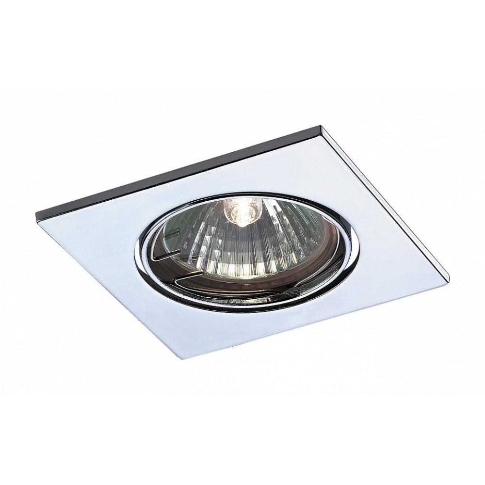 Встраиваемый светильник Novotech Quadro 369347