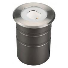 Встраиваемый в дорогу светильник Arlight LTD-GROUND-TILT-R80-9W Warm3000 (SL, 60 deg, 230V) 024950