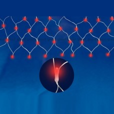 Сеть световая [2.5x2 м] Uniel ULD-N2520-240 ULD-N2520-240/DTA RED IP20