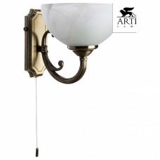 Бра Arte Lamp Windsor A3777AP-1AB