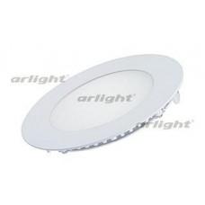Встраиваемый светильник Arlight DL-120M-9W Warm White