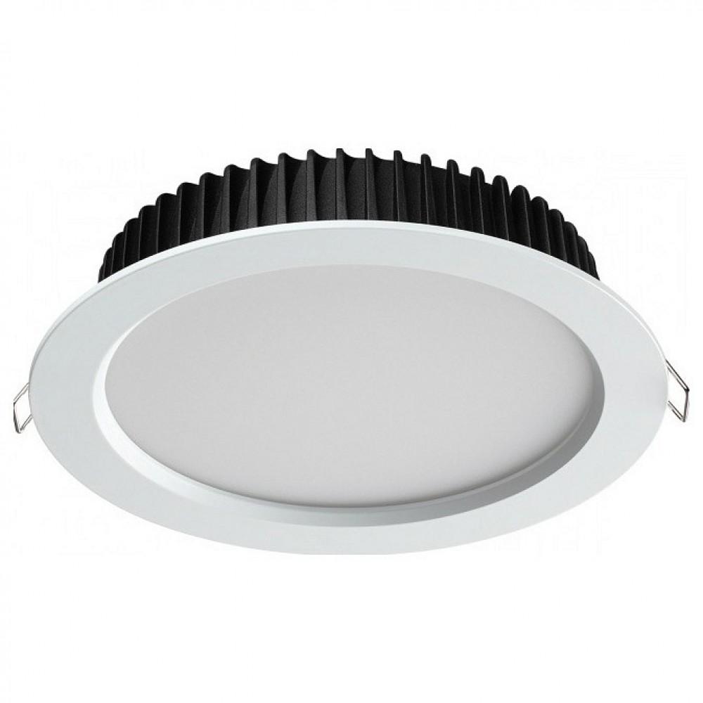Встраиваемый светильник Novotech Drum 358304