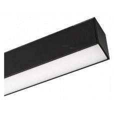 Встраиваемый светильник Arlight MAG-FLAT-45-L205-6W Warm3000 (BK, 100 deg, 24V) 026946