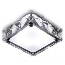 Встраиваемый светильник Ambrella Deco 7 S50 CH/W 4W 4200K LED