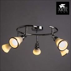 Спот Arte Lamp Vento A9231PL-5CC