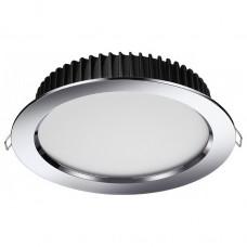Встраиваемый светильник Novotech Drum 358311