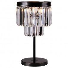 Настольная лампа декоративная Newport 31100 31101/T black+gold