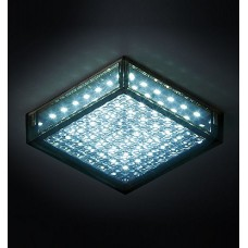 Встраиваемый светильник Ambrella Deco 6 S150 BK 5W 4200K LED