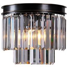 Накладной светильник Newport 31100 31101/A black+gold
