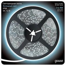 Лента светодиодная Gauss Gauss 311000314