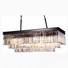 Подвесной светильник Newport 31100 31111/S black+gold