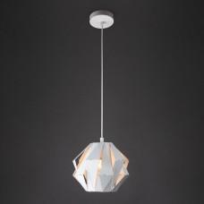 Подвесной светильник Eurosvet Moire 50137/1 белый