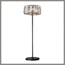 Торшер DeLight Collection Harlow Crystal KR0354F-3