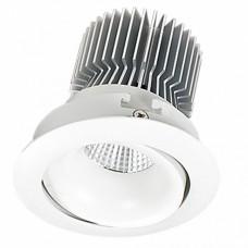 Встраиваемый светильник Ideal Lux Rio RIO 777.1-7W-WT