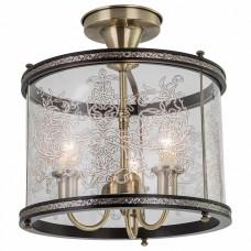 Светильник на штанге Citilux Версаль Венге CL408233R