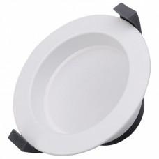 Встраиваемый светильник Arlight Cyclone IM-CYCLONE-R115-10W White6000 (WH, 90 deg)