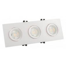 Встраиваемый светильник Denkirs DK3021 DK3023-WH
