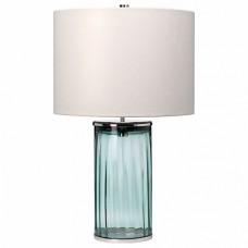 Настольная лампа декоративная Elstead Lighting Reno QN-RENO-GREEN-PN
