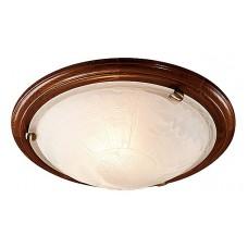Накладной светильник Sonex Lufe Wood 136/K