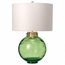 Настольная лампа декоративная Elstead Lighting Kara DL-KARA-TL-GREEN