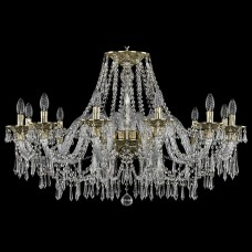 Бра Bohemia Ivele Crystal 1603 16103/12/360 G