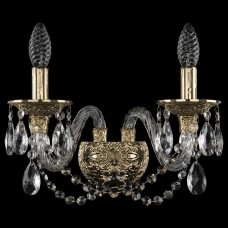 Бра Bohemia Ivele Crystal 1610 16102B/2/165 G