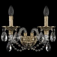Бра Bohemia Ivele Crystal 1610 16102B/2/165/XL G