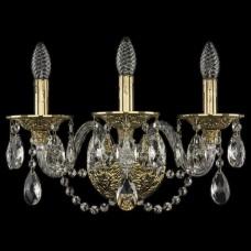 Бра Bohemia Ivele Crystal 1610 16102B/3/165/XL G