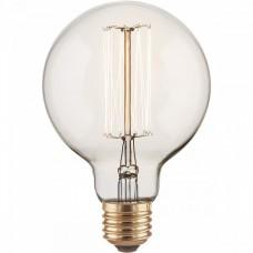 Лампа накаливания Elektrostandard G95 60W E27 60Вт 3300K a034965