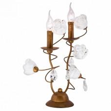 Настольная лампа декоративная Citilux Rosetta EL324T02.1