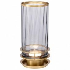 Настольная лампа декоративная Elstead Lighting Arno QN-ARNO-SMOKE-AB