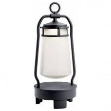 Настольная лампа декоративная Kichler Lyndon KL-LYNDON-BT-B-BK