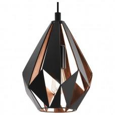 Подвесной светильник Eglo ПРОМО Carlton 1 49997