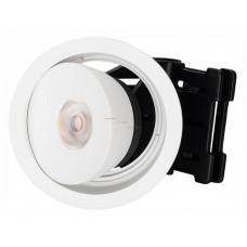 Встраиваемый светильник Arlight CL-SIMPLE-R78-9W Warm3000 (WH, 45 deg) 026868