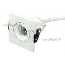 Встраиваемый светильник Arlight LTM-S46x46WH 3W Warm White 30deg