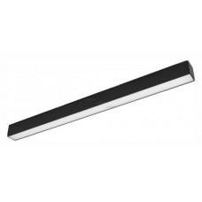 Встраиваемый светильник Arlight MAG-FLAT-45-L605-18W Day4000 (BK, 100 deg, 24V) 026955