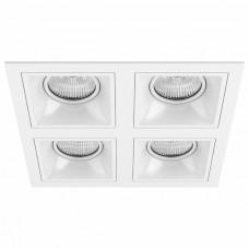 Встраиваемый светильник Lightstar Domino D54606060606