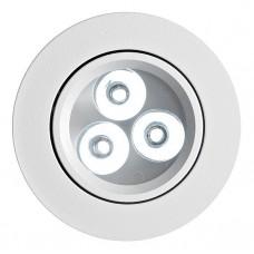 Встраиваемый светильник Ideal Lux Delta DELTA 3W